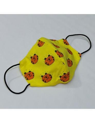 Pack 3x kid mask - tigers