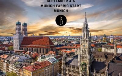 4-6 September Munich Fabric Start