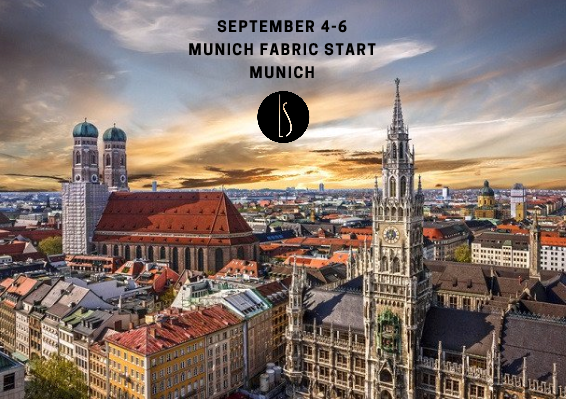 4-6 September Munich Fabric Start