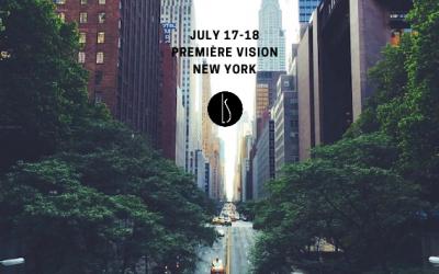17-18 July Première Vision New York