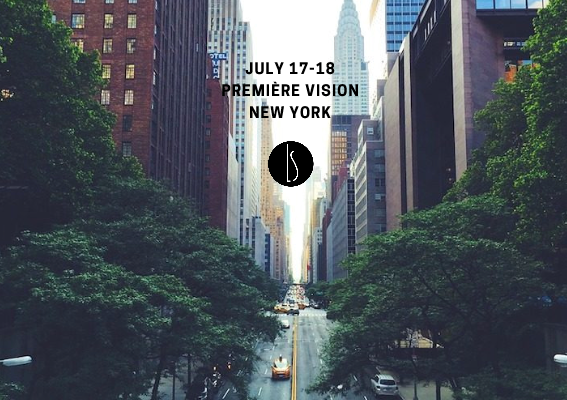 17-18 July Première Vision New York